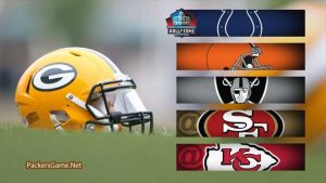 Green Bay Packers 2016 Preseason Schedule