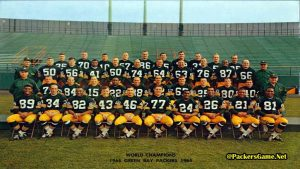 Green Bay Packers History