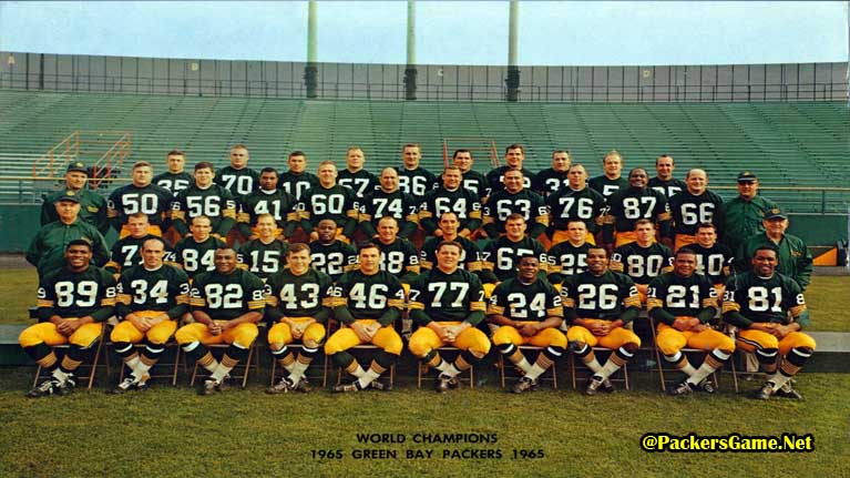 Green Bay Packers Team History