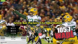 Green Bay Packers Live Information
