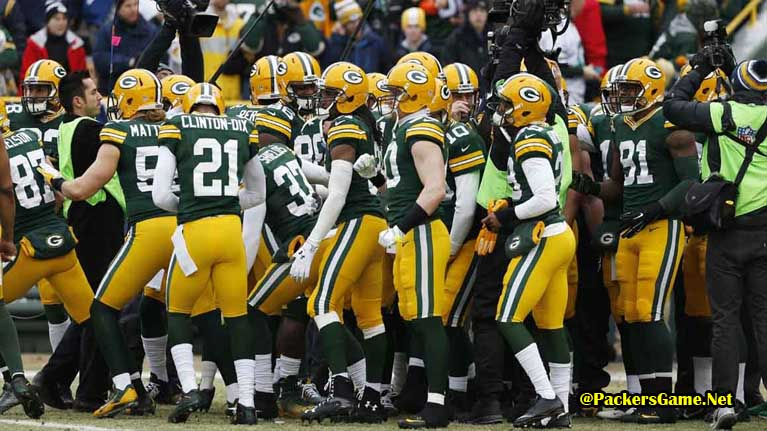 Green Bay Packers Players