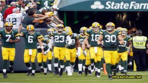 Green Bay Packers Rosters
