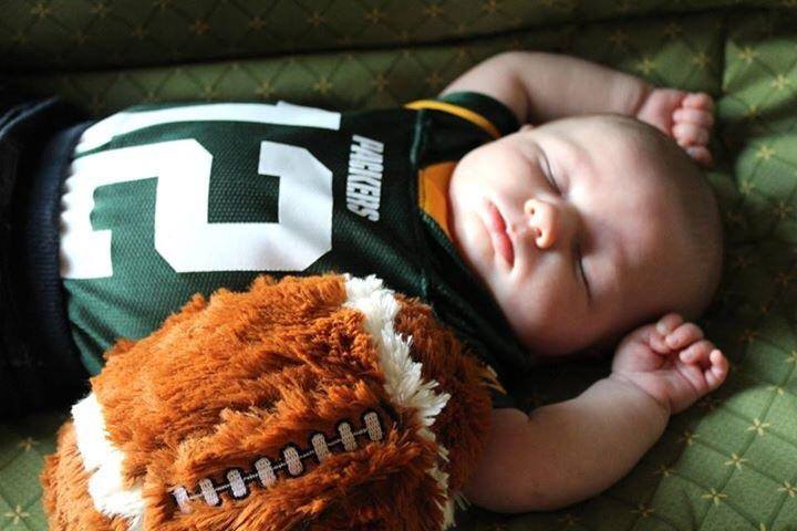 Dreaming of Packers football