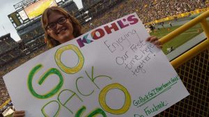 GO PACK GO!!! I bleed Green and Gold!
