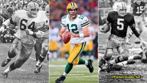 Green Bay Packers All Time Players