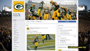 Green Bay Packers Official FB Fan Page