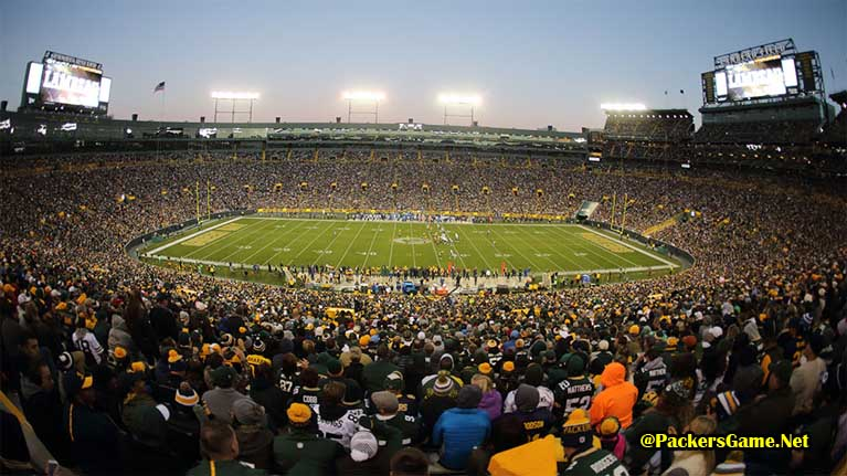 Watch Green Bay Packers Game Live Streaming