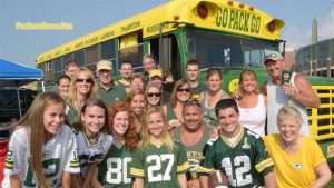 The Green Bay Packers Family Night 2016
