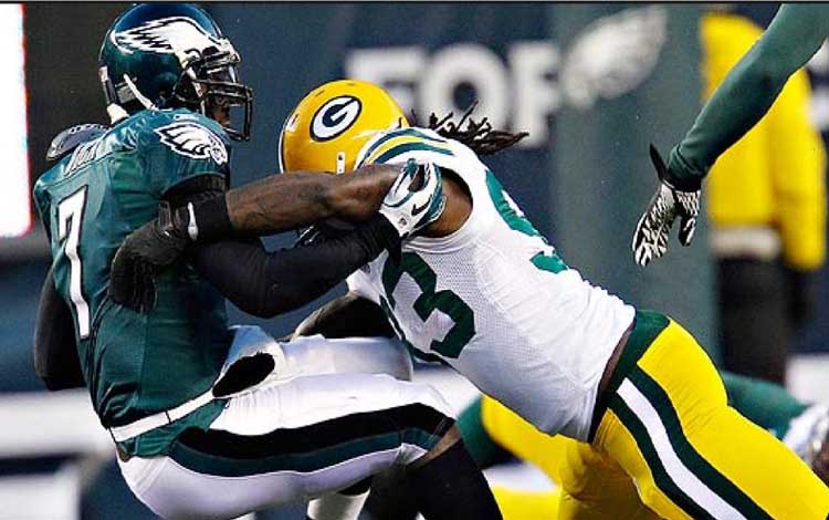 Packers vs Eagles Highlights