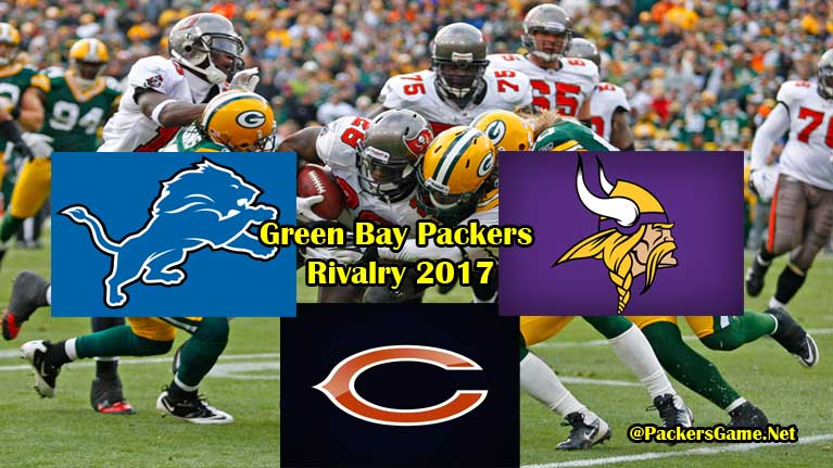 Green Bay Packers Rivals