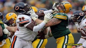 Chicago Bears vs Green Bay Packers Rivalry