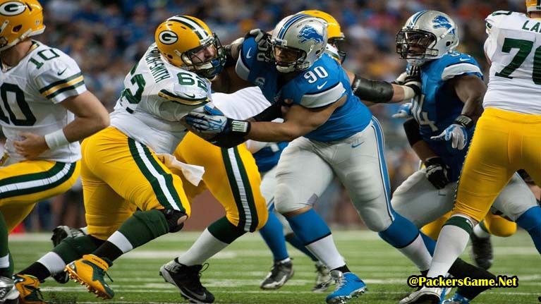 Detroit Lions at Green Bay Packers Rivalry