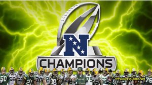 Green Bay Packers NFC Championship