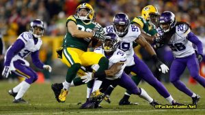 Minnesota Vikings vs. Green Bay Packers Rivalry