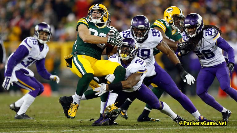 Minnesota Vikings vs Green Bay Packers Rivalry