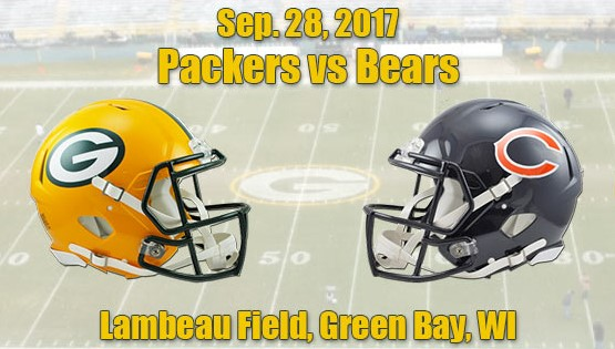 Week 4: Gb Packers vs Bears Thursday Night Game Prediction