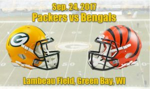 Reg Week 3: Packers vs Bengals Game Fight Prediction